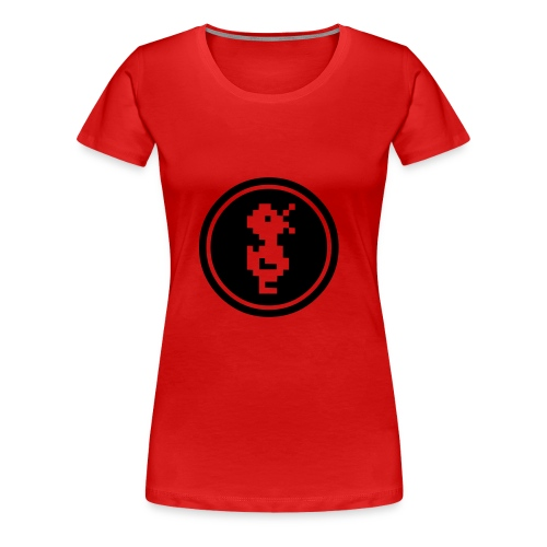 Le Duck - Frauen Premium T-Shirt