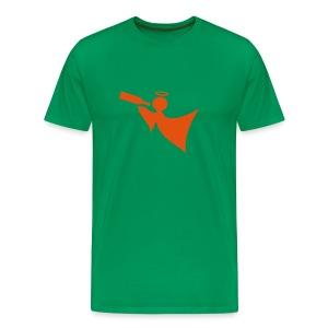 sypaxed angel - Männer Premium T-Shirt