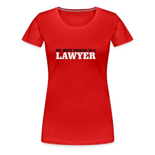 Connected - Women's Premium T-Shirt