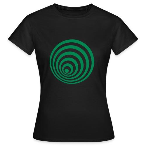 Optical crazy - T-shirt Femme