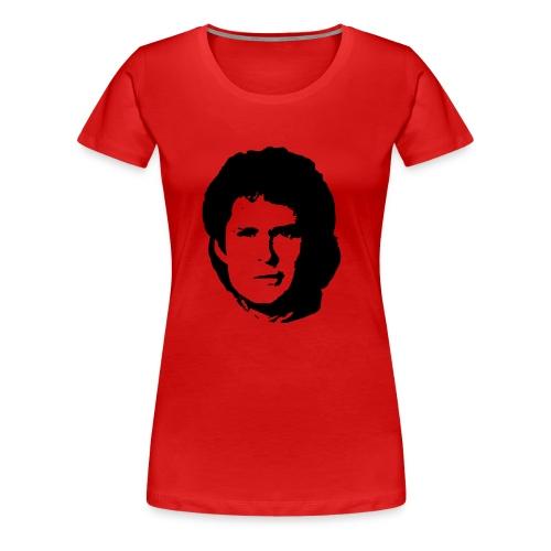 Teh Hoff Girlie T-Shirt - Women's Premium T-Shirt