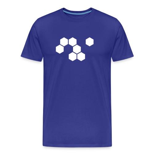 SR - T-Shirt (sky) - Männer Premium T-Shirt