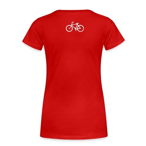 Byke Dyke - Frauen Premium T-Shirt