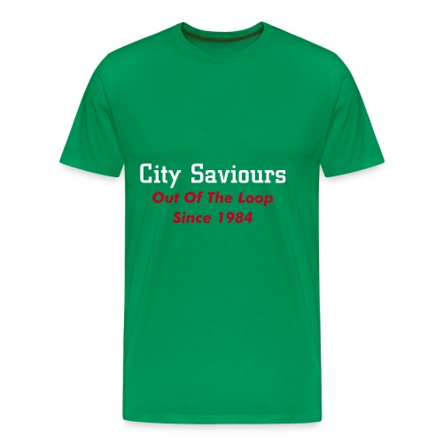 City Saviours - Men's Premium T-Shirt