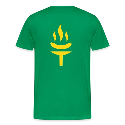 Erstes Brinkgarten Shirt - Männer Premium T-Shirt