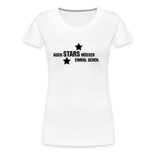 Abschluss Shirt - Frauen Premium T-Shirt