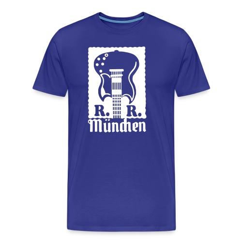 Rock´n Roll MÜNCHEN - Männer Premium T-Shirt