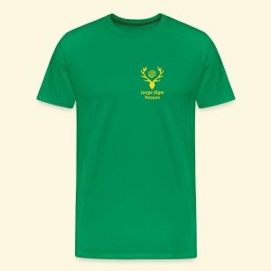 Jägershirt Standard Logo - Männer Premium T-Shirt