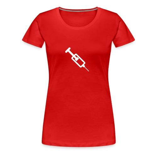 Medizinpädagogik for Girls - Frauen Premium T-Shirt