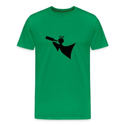 AlkoEngel - Männer Premium T-Shirt