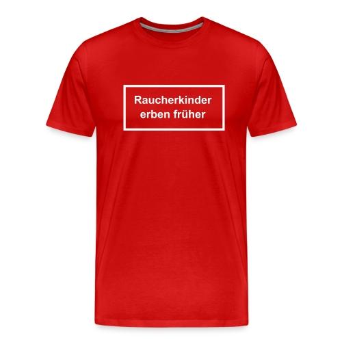 Sondergrössen T-Shirt - Männer Premium T-Shirt