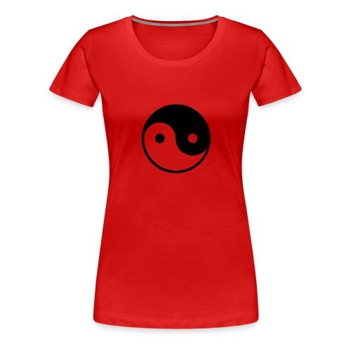 Yin/ Yang - Women's Premium T-Shirt