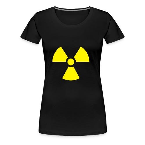 Nuke Girly tee - Women's Premium T-Shirt