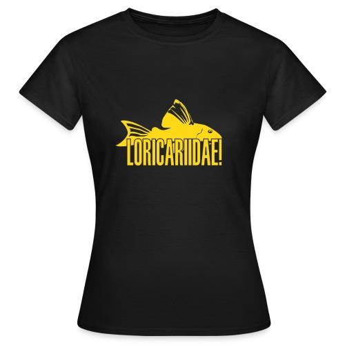 Malle t-skjorte jente - T-skjorte for kvinner