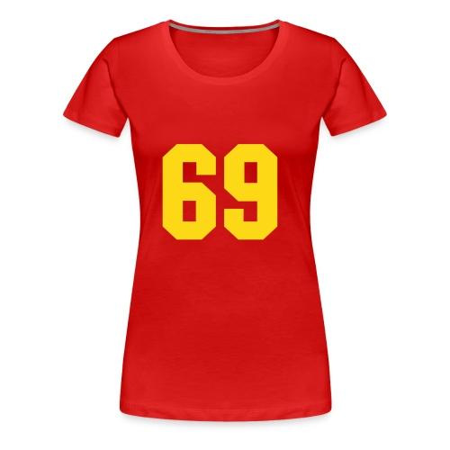 wOMANS '69 - Women's Premium T-Shirt