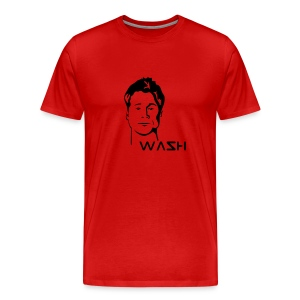 Wash - XXXL - Men's Premium T-Shirt