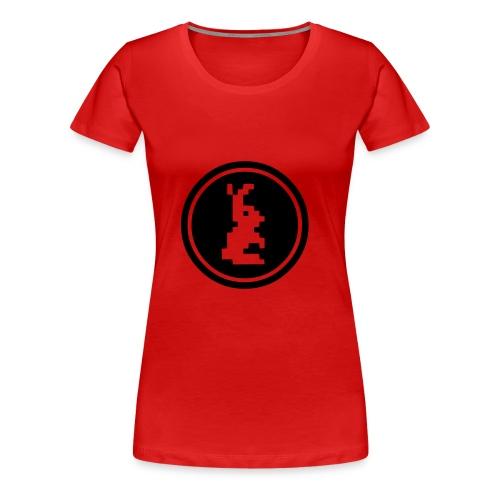 Bunny Tshirt - Women's Premium T-Shirt