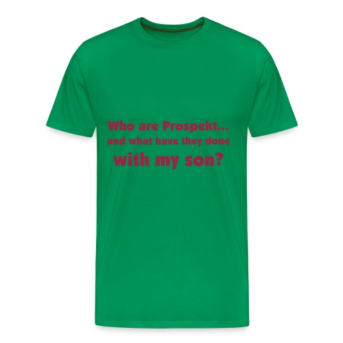 The OLAG Limited Edition GREEN - Men's Premium T-Shirt