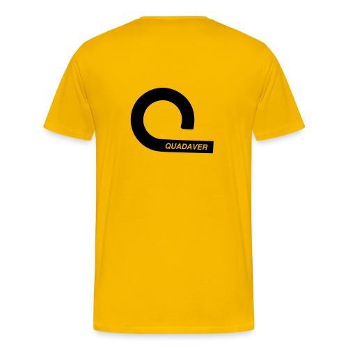 Quadaver Clanshirt (Comfort T) - Men's Premium T-Shirt