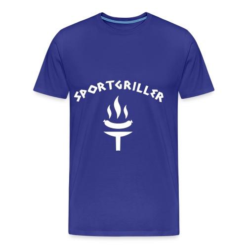 GRILLER - Männer Premium T-Shirt