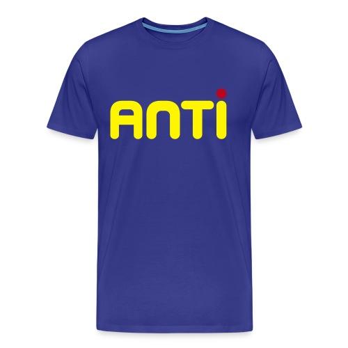 camiseta anti - Camiseta premium hombre