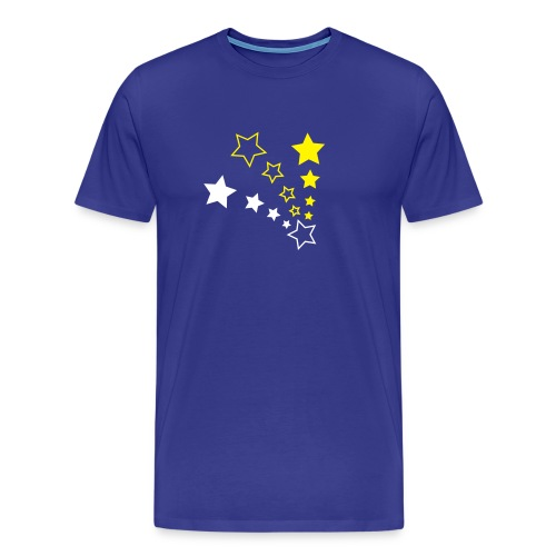 Shooting Stars - Men's Premium T-Shirt