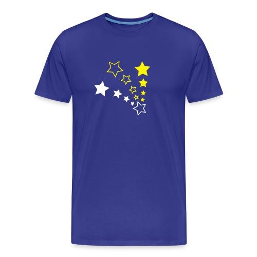 Shooting Stars - Men's Premium T-Shirt