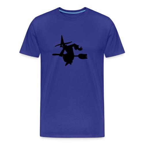 bruja - Camiseta premium hombre