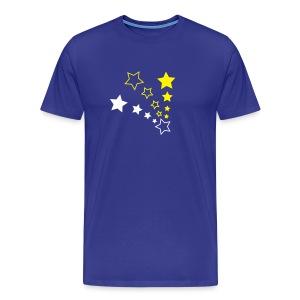 Star Burst - Men's Premium T-Shirt
