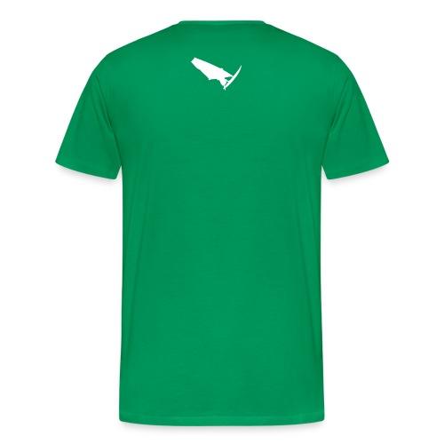 LIFE BEGINS AT 6 BEAUFORT - Männer Premium T-Shirt