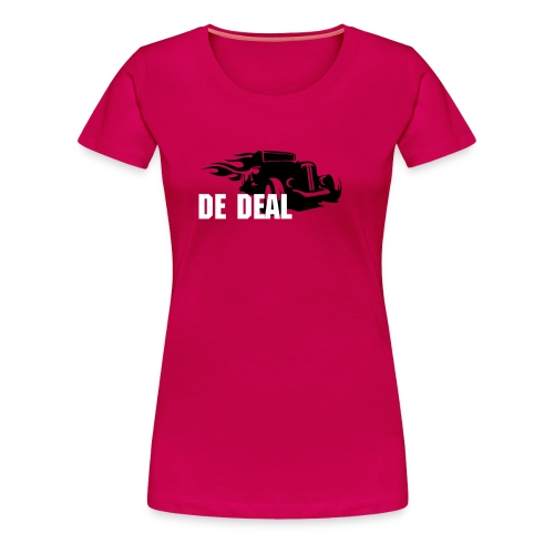 Hot Rod - Women's Premium T-Shirt