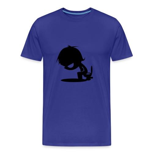 Toilet Break - Men's Premium T-Shirt