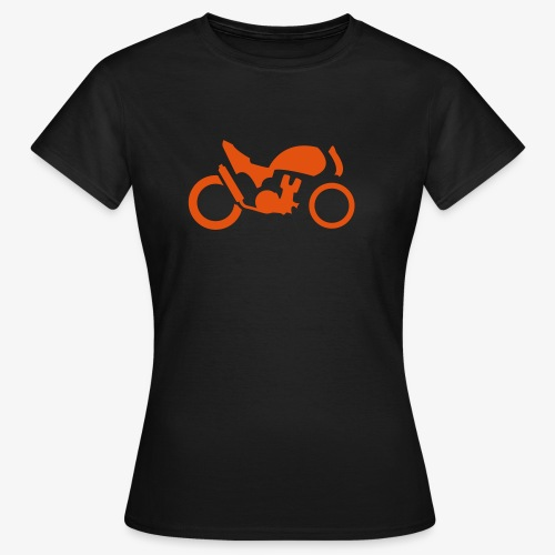 Streetfighter M4 - Frauen T-Shirt
