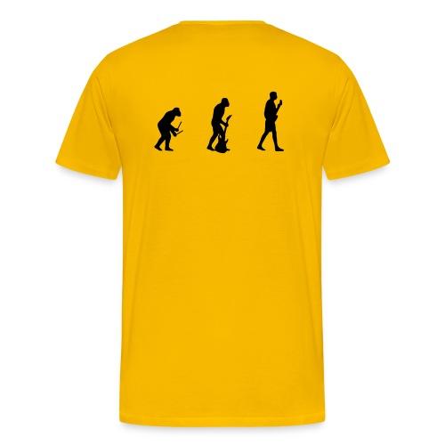 Bassman - Maglietta Premium da uomo