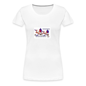 Collection Stef Line - T-shirt Premium Femme