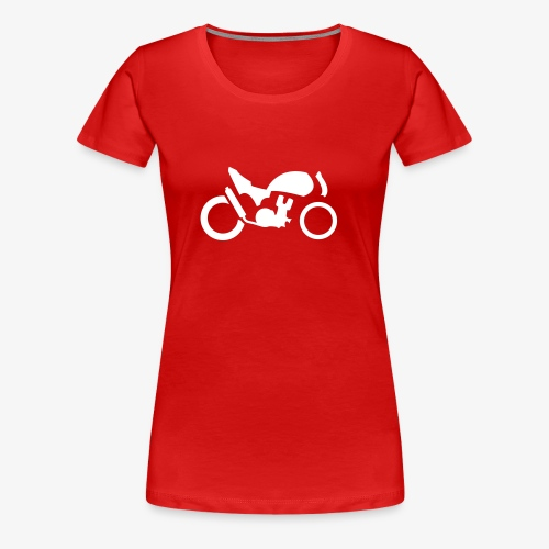 Streetfighter M4 - Frauen Premium T-Shirt