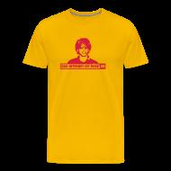 T-Shirts ~ Männer Premium T-Shirt ~ Das Internet Ist Böse - Bill