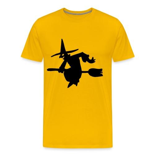 Hexe!! - Männer Premium T-Shirt