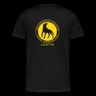 T-Shirts ~ Men's Premium T-Shirt ~ XXXL T WWLC on back