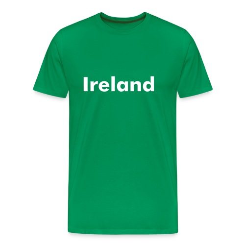 Irish Comfortable T-shirt - Men's Premium T-Shirt