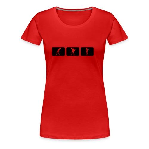 Shirt01 - Frauen Premium T-Shirt