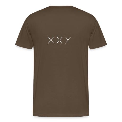 Comfort T XXY Brown - Men's Premium T-Shirt
