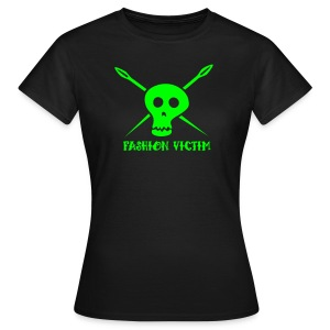 fashion victim Shirt :: Girls - Frauen T-Shirt