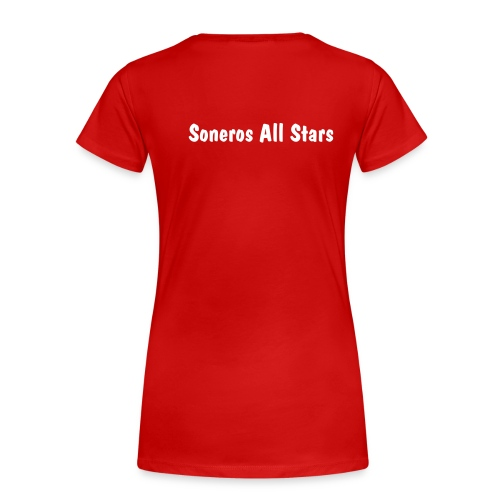 Soneros All Stars - Women's Premium T-Shirt
