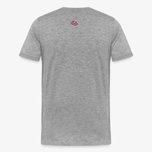 Straßenkämpfer - Männer Premium T-Shirt