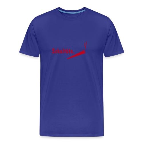Schultüte T-Shirt - Männer Premium T-Shirt