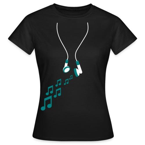 Music - Maglietta da donna