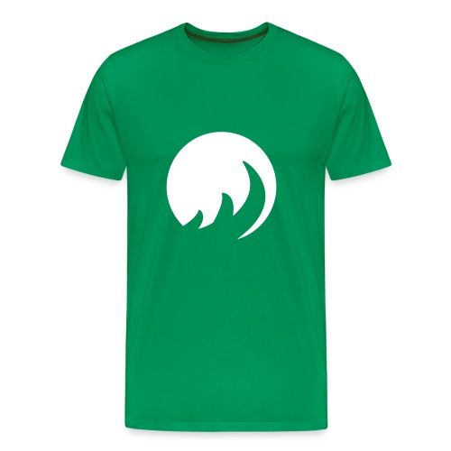 Flame T-Shirt - Men's Premium T-Shirt