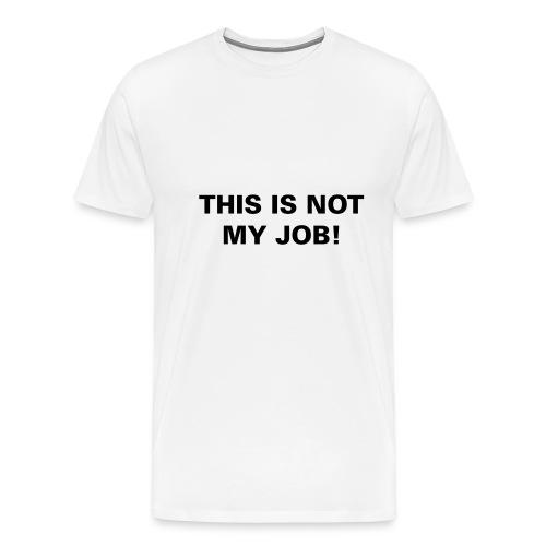 Job - Männer Premium T-Shirt