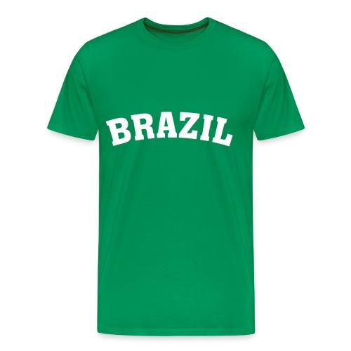 COUNTRY- TEE - Men's Premium T-Shirt